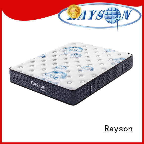 Custom 9inch foam gel memory foam mattress Synwin customized