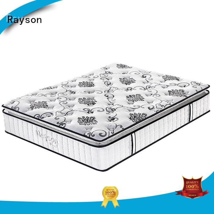 Synwin gel memory foam best hotel mattress high-end