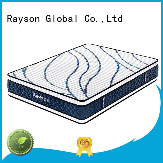 Rayson double sides mattress in 5 star hotels king size for sleep