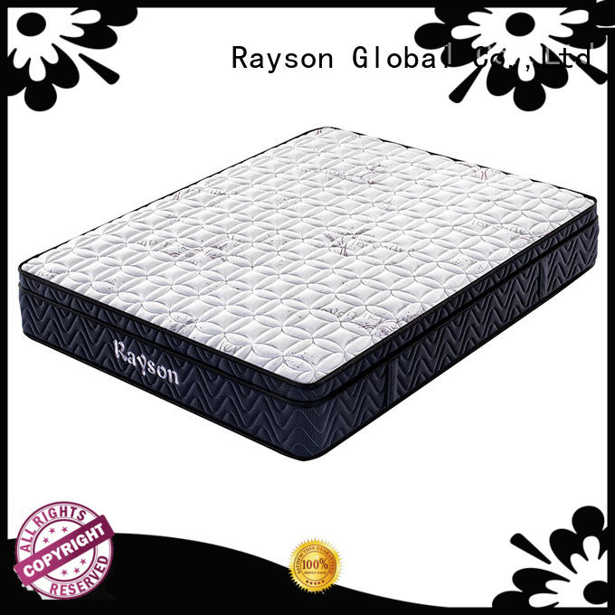 foam tight firm Rayson Brand hotel quality mattress