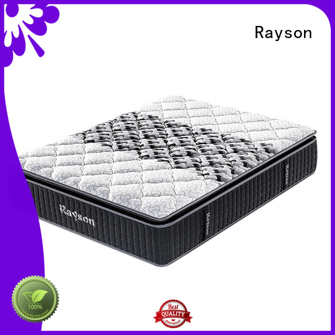 Synwin customized pocket memory mattress knitted fabric high density