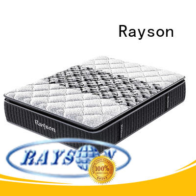 tight top pocket spring mattress king size knitted fabric light-weight