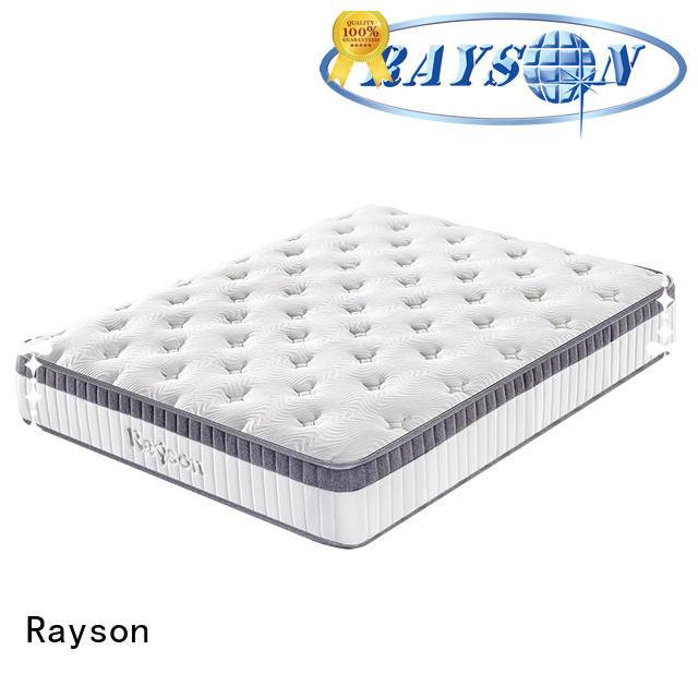 pocket sprung memory foam mattress customized 26cm Bulk Buy sides Synwin