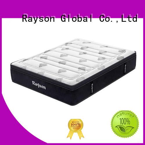 top rsbpbt sprung zone w hotel mattress Rayson Brand
