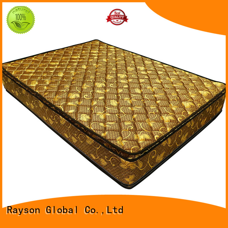 double side open coil mattress luxury vacuum high-quality
