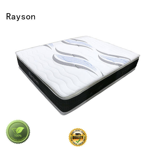 king size pocket spring bed low-price high density Rayson
