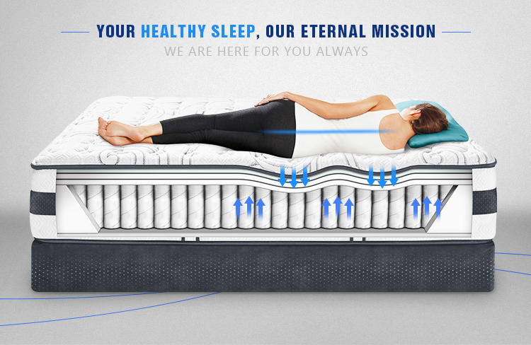 Rayson customized cheap pocket sprung mattress low-price at discount-2