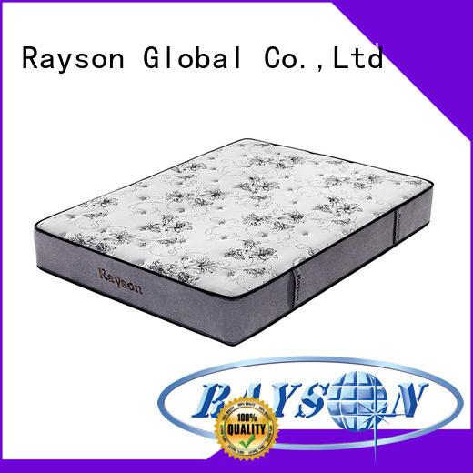 Quality Rayson Brand hotel 26cm pocket spring mattress