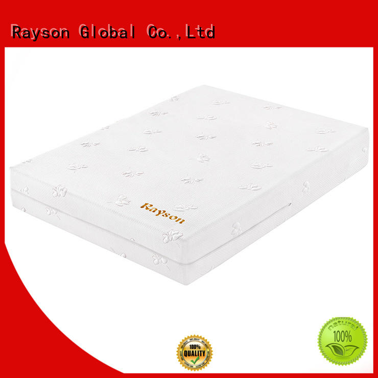 knitted fabric soft memory foam mattress hotel free delivery for bed