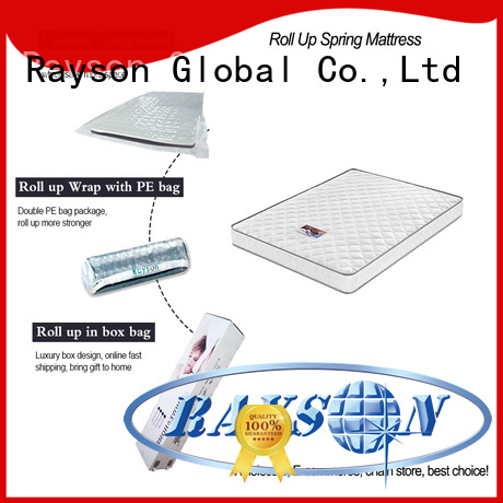 Wholesale roll rolled mattress Synwin Brand
