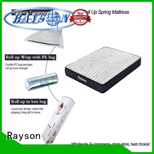 Synwin 21cm height roll up foam mattress at discount high-quality