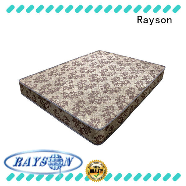 double side open coil mattress luxury compressed at discount