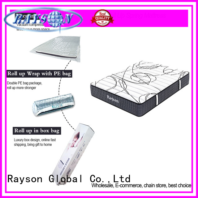 Synwin coil box vacuum packed memory foam mattress tight at discount