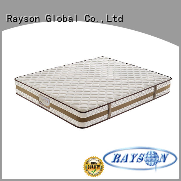 Rayson customized cheap pocket sprung mattress low-price at discount