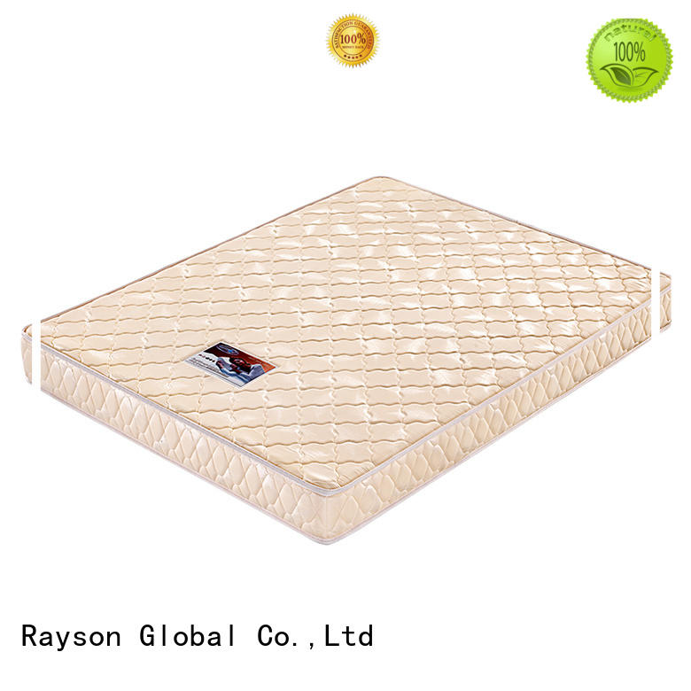 Rayson cheapest price high density foam mattress free delivery from PU foam