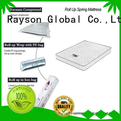 custom rolling bed mattress wholesale cost-effective free delivery