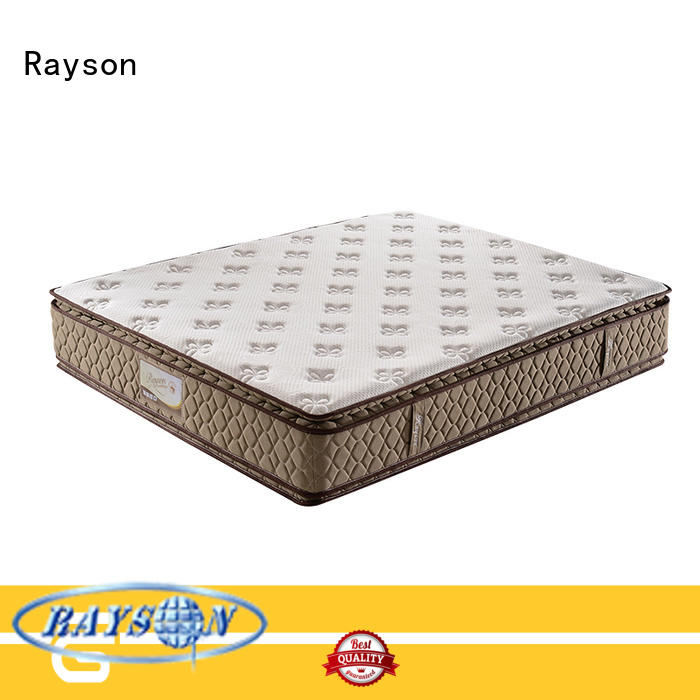 Rayson latex 5 star hotel mattress brand wholesale at discount