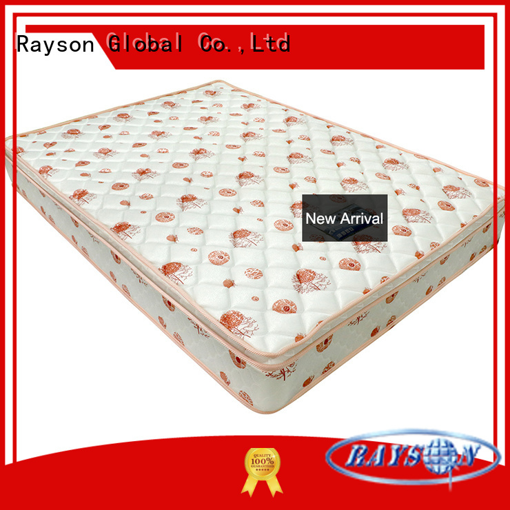 double side open coil mattress wholesale cheapest at discount