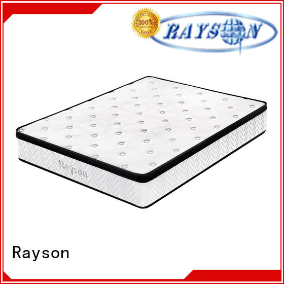customized pocket spring mattress double low-price light-weight