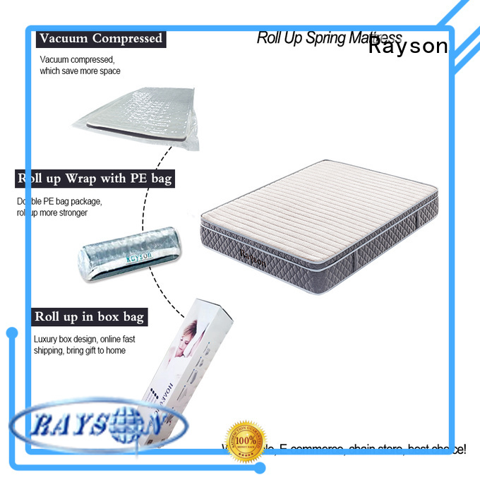 Synwin comfortable rolled single mattress top at discount