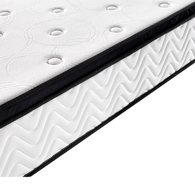 High density foam back pain best bed pocket coil online spring mattress