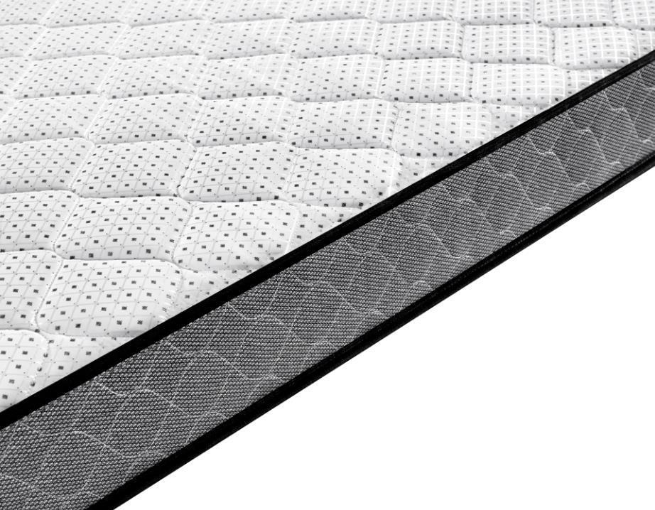 Cheap Single size roll up bonnell box spring mattress back pain