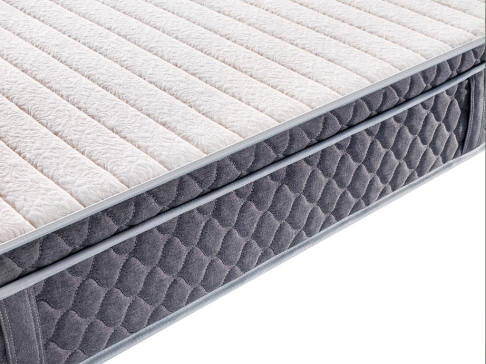 comfortable roll up bed mattress 25cm height vacuum compressed for wholesale