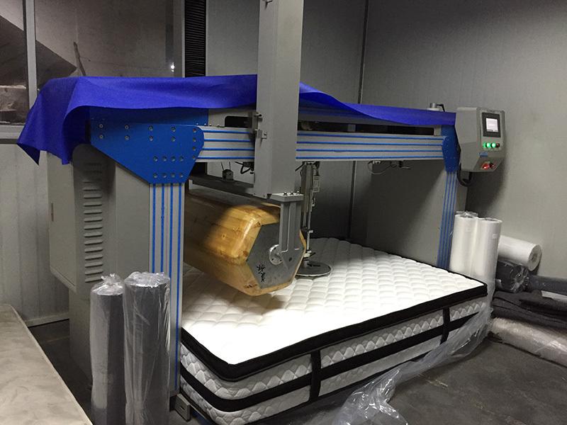 Synwin latex vacuum packed memory foam mattress tight for customization
