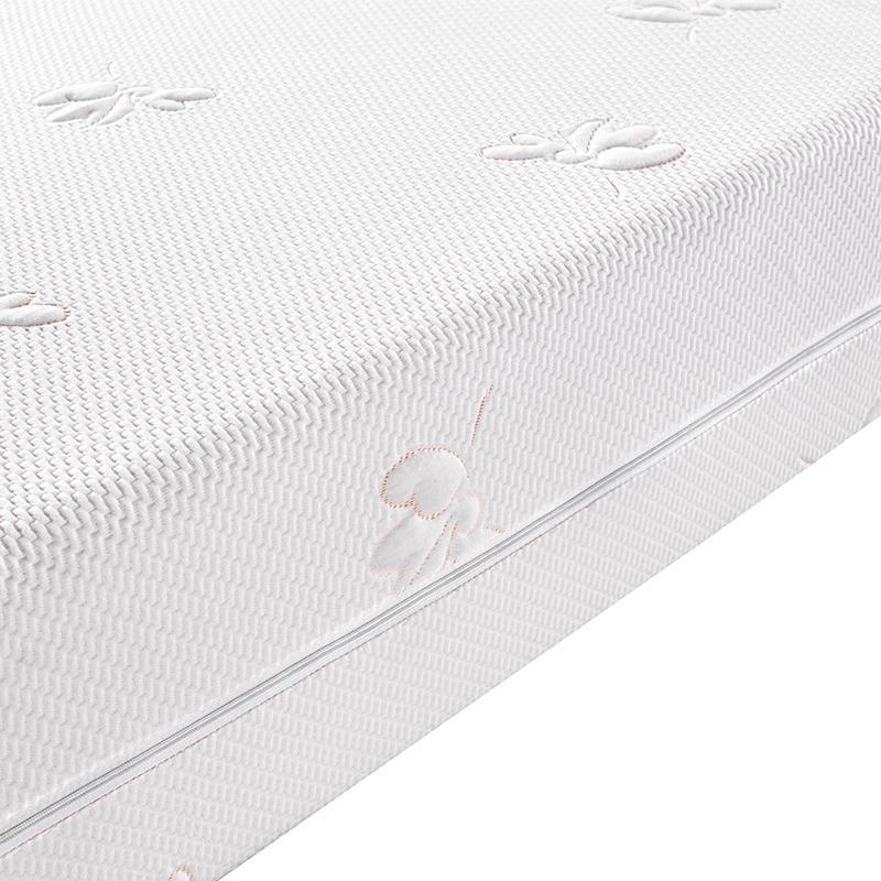 25cm Best memory pu foam 9inch mattress all size wholesale