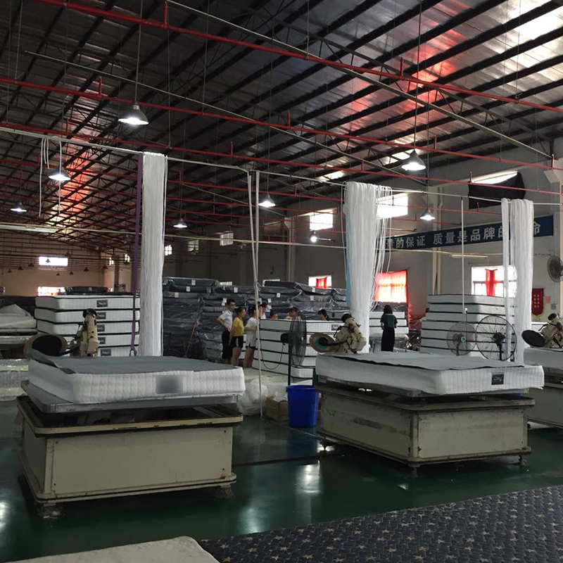 Synwin Spring Mattress Production