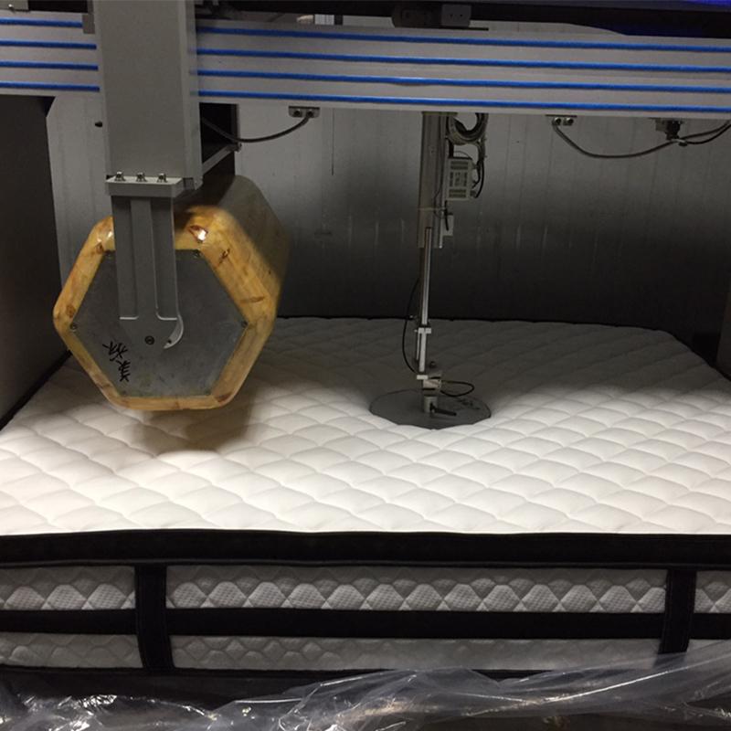 Wie man genau auf die Matratzenhärte prüft