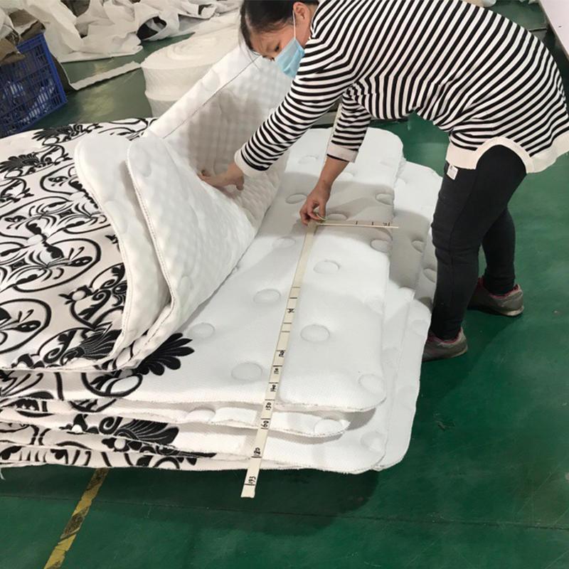 Característica del colchón
