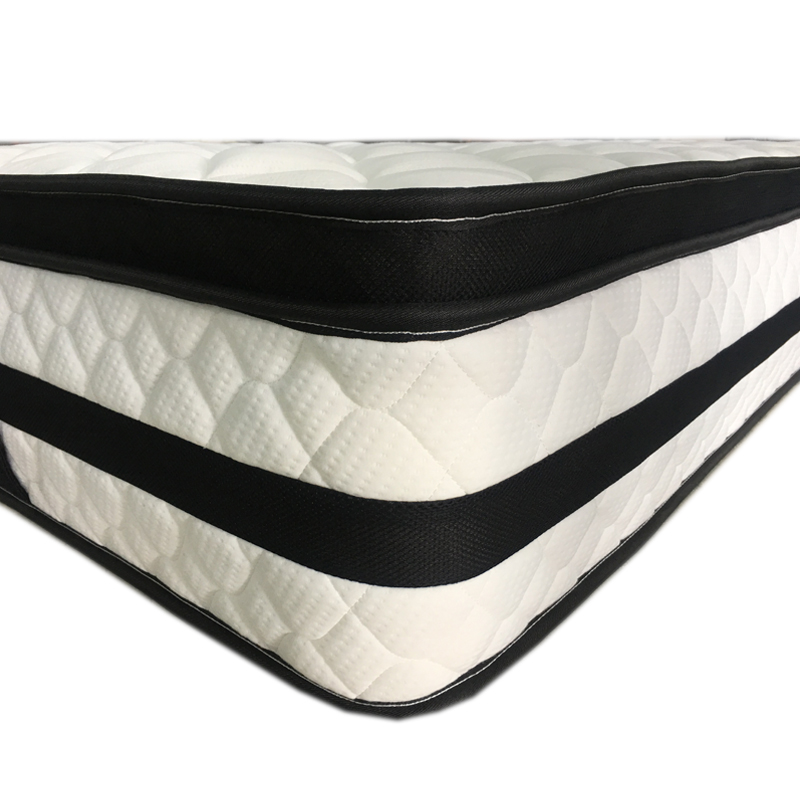 customized pocket spring mattress double chic design wholesale high density-11