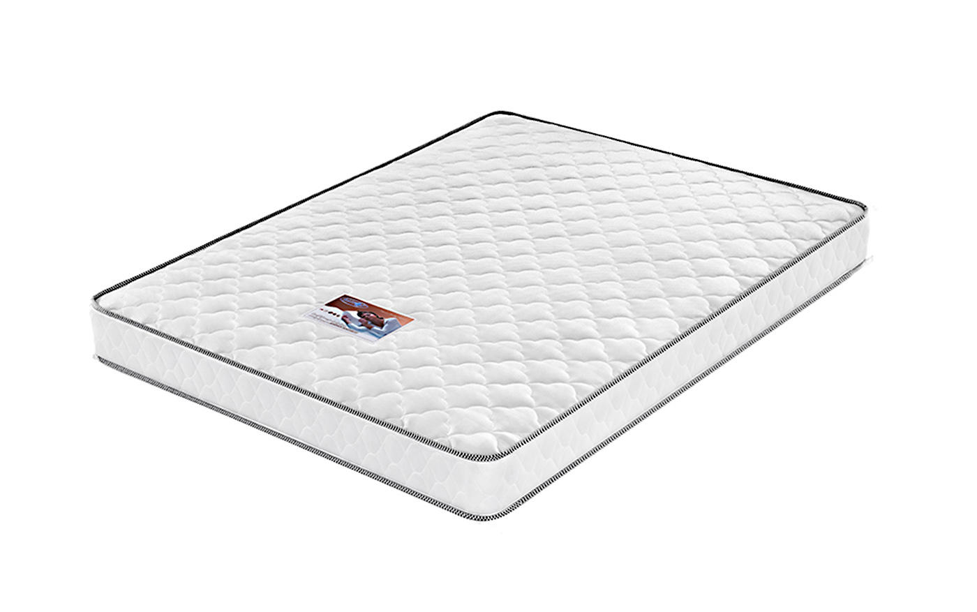 Cheap full size roll up firm bonnell spring mattress back pain