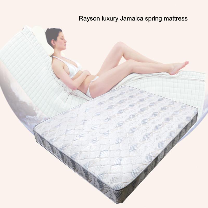 Jamaica popular 20cm height continuous spring mattress