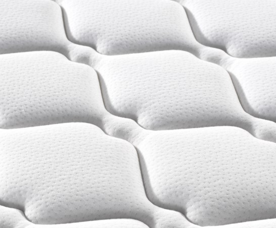 Rayson luxury pocket sprung mattress king knitted fabric light-weight-4