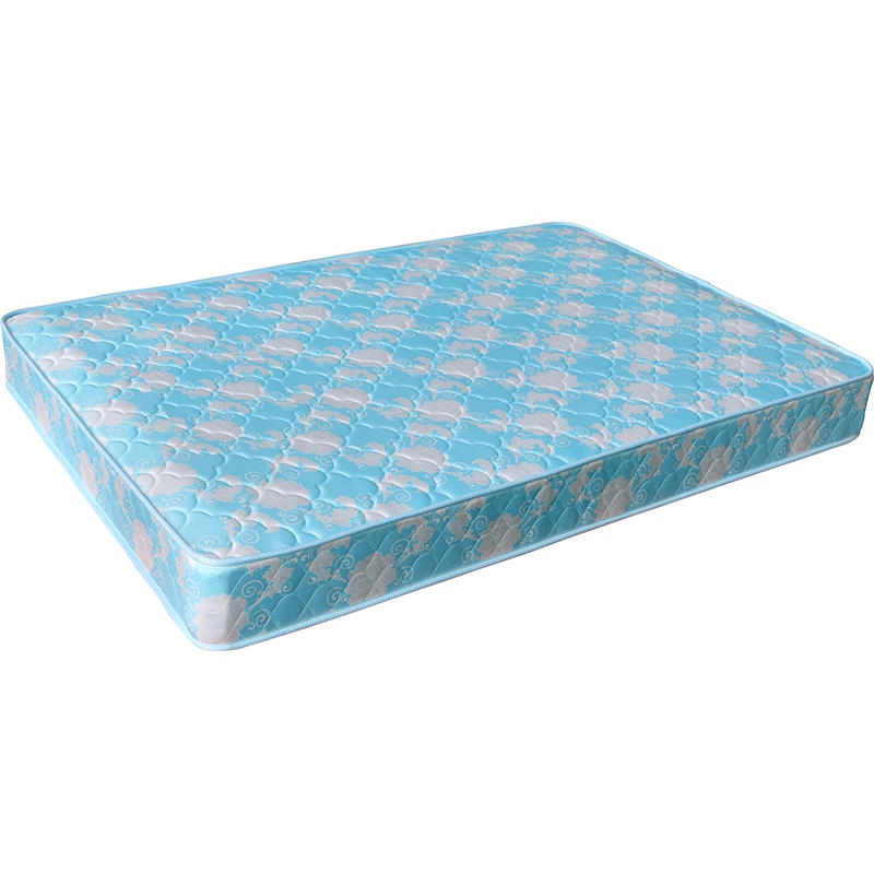 Popular pattern 19cm wholesale continuous spring mattress