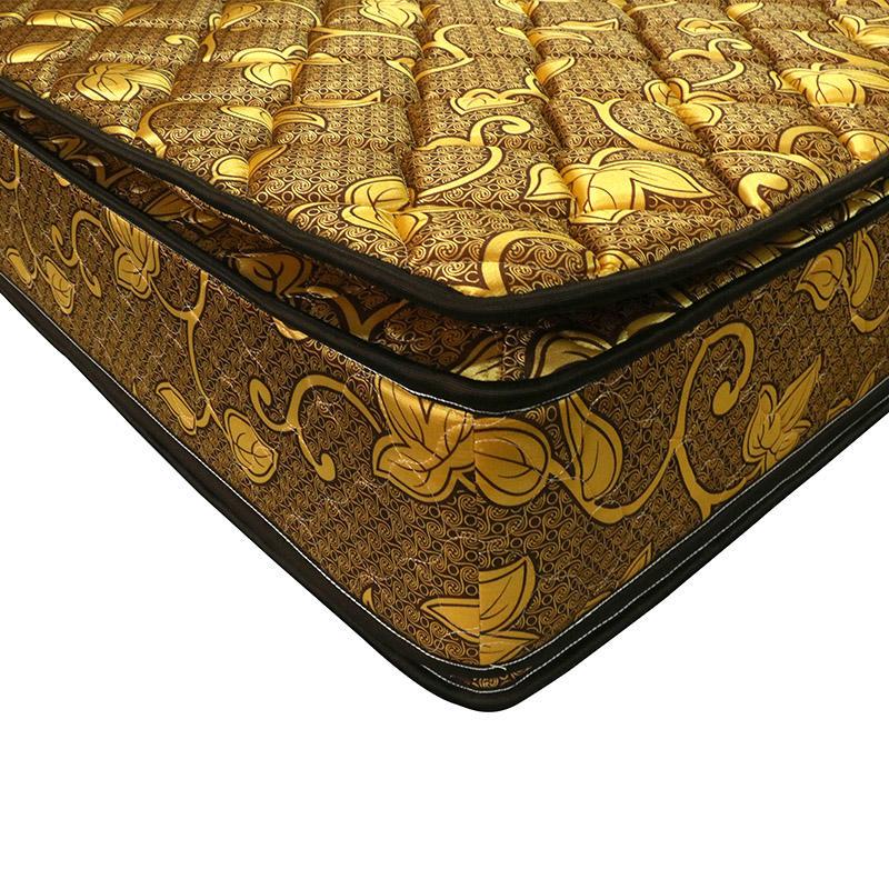 Factory direct 23cm Pillow top continuous spring mattress