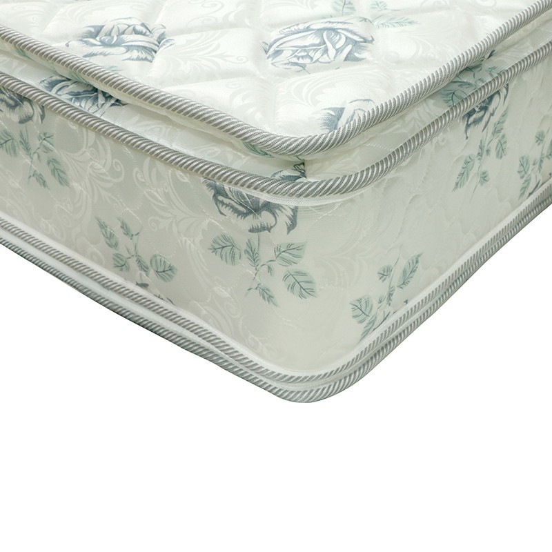 double side spring and memory foam mattress continuous vacuum for star hotel