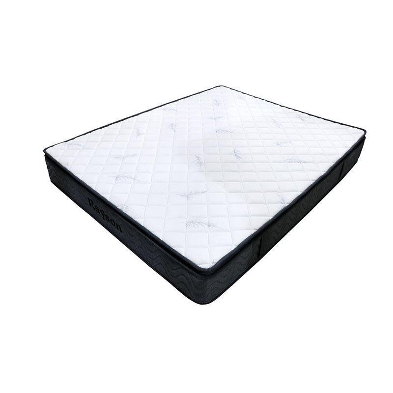 23cm pillow top Bonnell coil spring mattress