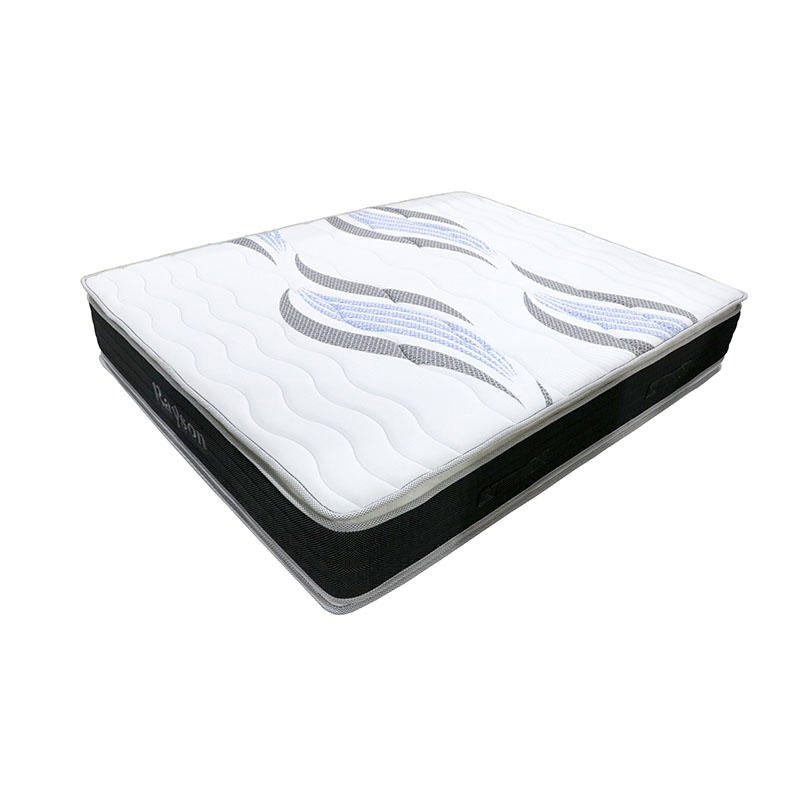 Wholesale double side use pocket foam spring mattress price