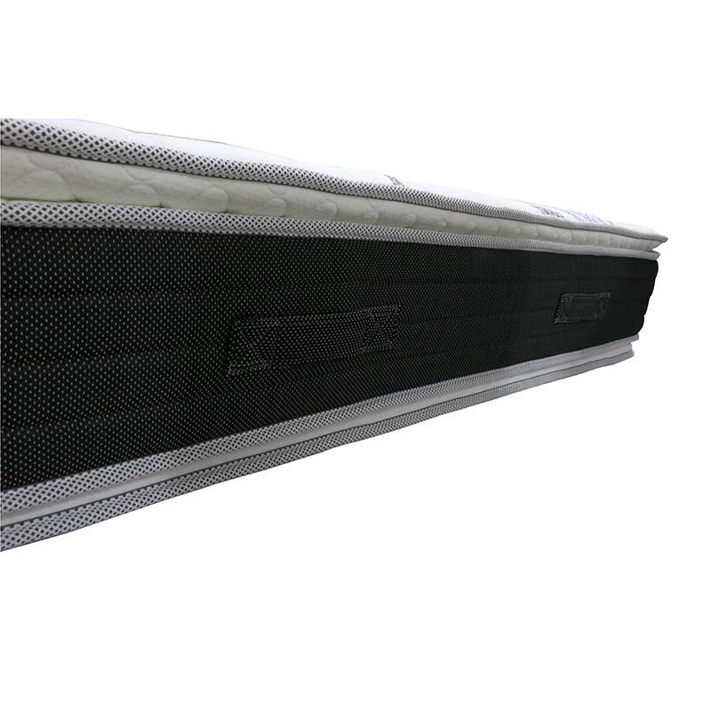 Wholesale double side use pocket foam spring mattress price
