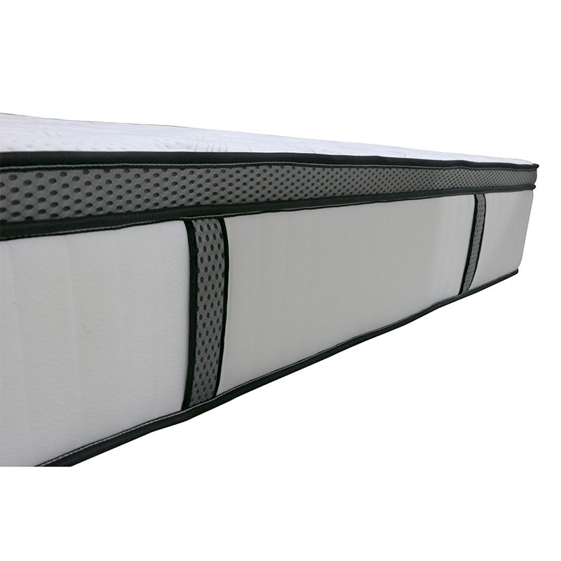Customized Europe top pocket spring mattress factory direct