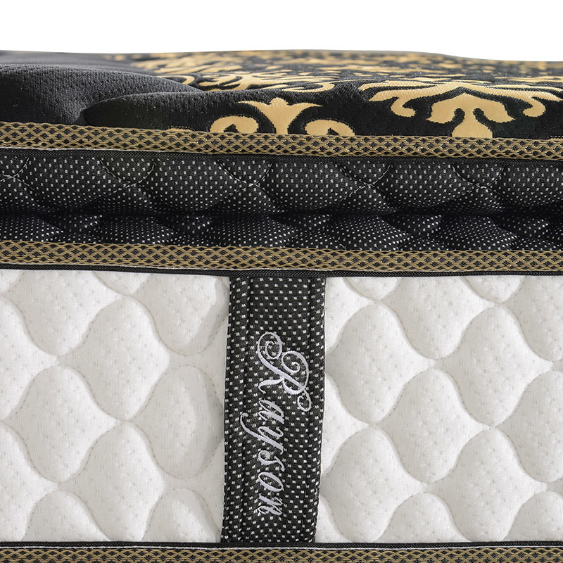 28cm Pillow top luxury custom hotel spring mattress