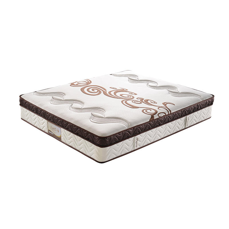 latex 5 star hotel mattress brand king size innerspring bulk order