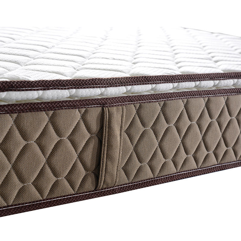 23cm Pillow top customized luxury spring mattress on sale