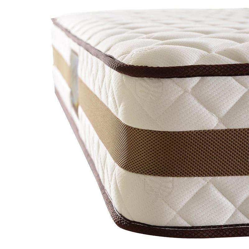 Australia hot design 23cm factory pocket spring mattress