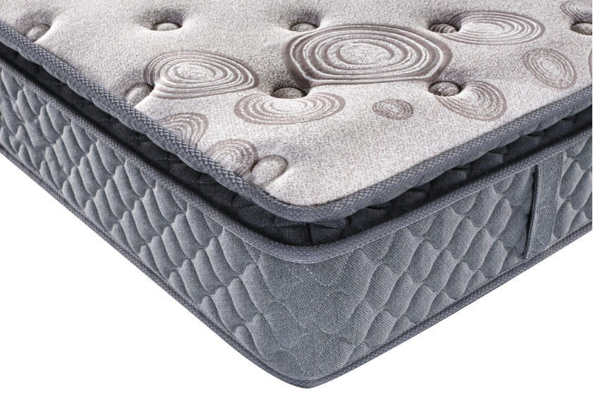 Custom King Size Memory Foam Pocket Spring Mattress