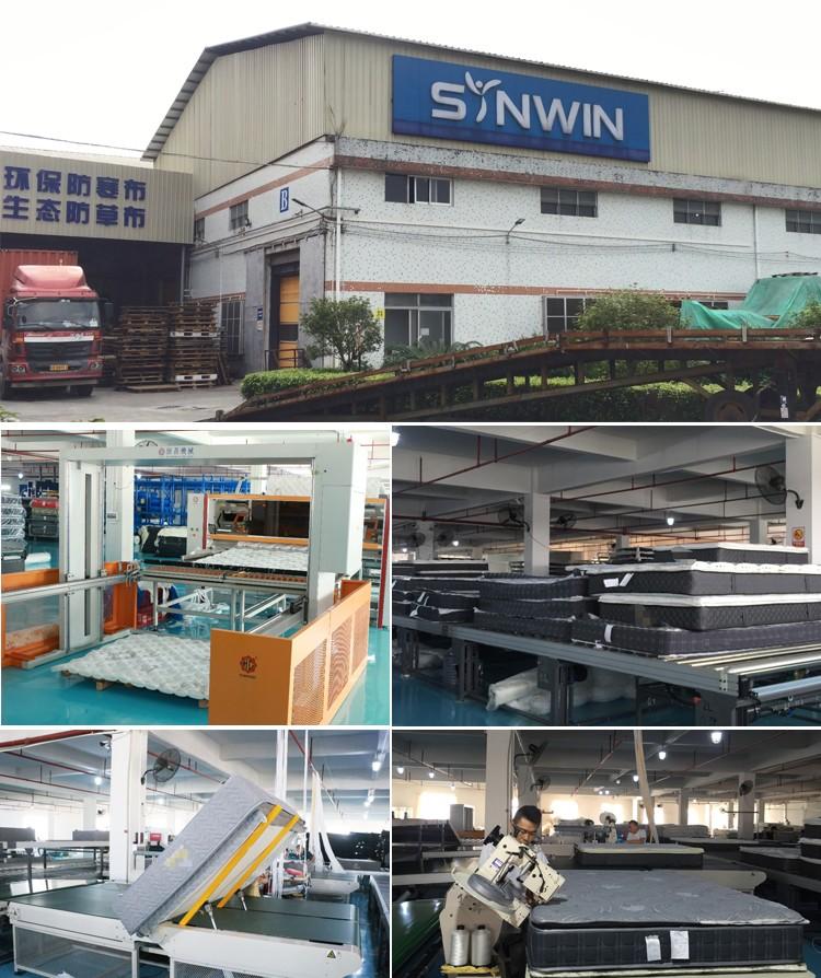wholesale chinese mattress manufacturers sound sleep best sleep-12