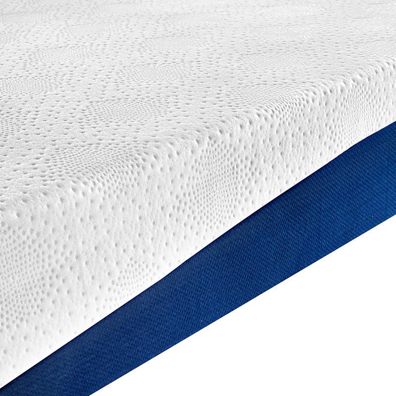 12 inches cool gel memory foam medium hard roll mattress
